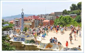 Barcelona's Park Guell