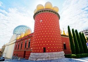 Girona/Dali-Museum tour
